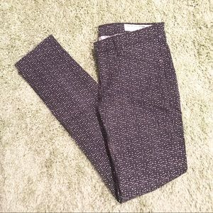Rag & Bone Beechwood Print Legging Jeans